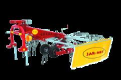 1-rotor rakers